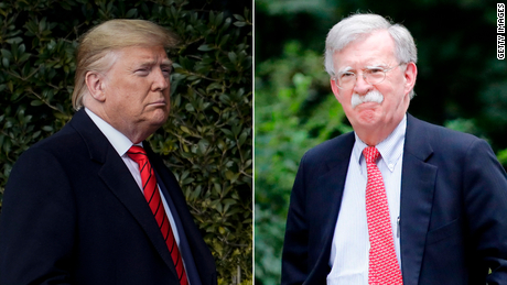 Trump scrambles to suppress inconvenient information with Bolton book and coronavirus