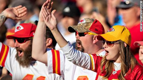 Fans of the Kansas City Chiefs do the Tomahawk Chop, which many Natives consider offensive despite its common usage in American sports.