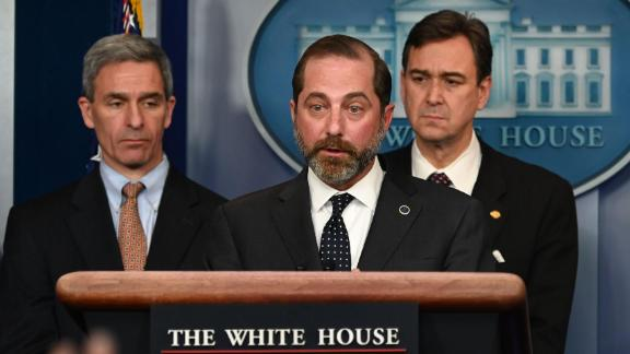Image for HHS whistleblower claims US workers received coronavirus evacuees without proper precautions