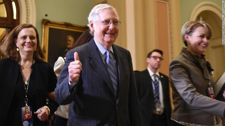 Mitch McConnell is *exactly* who he's always been