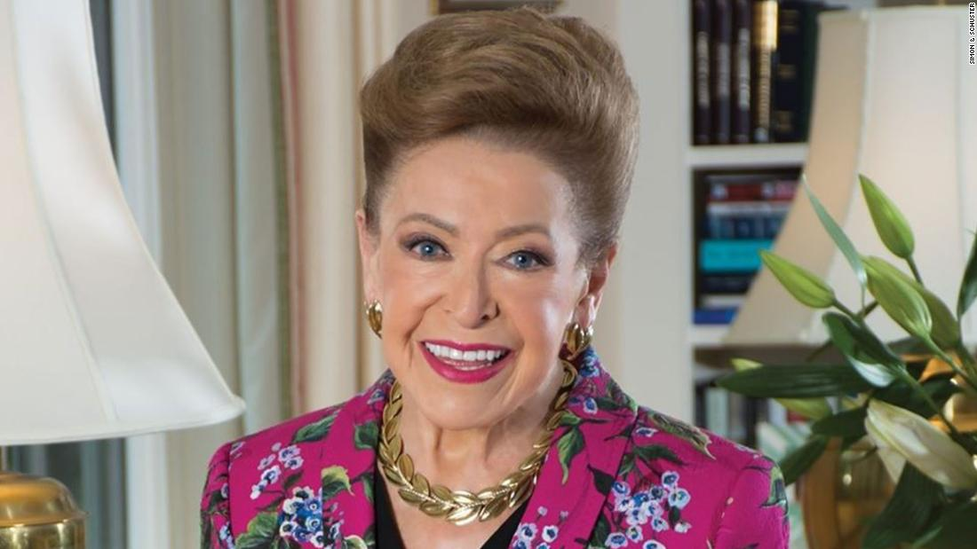 Author Mary Higgins Clark, bestselling 'Queen of Suspense,' dies at 92