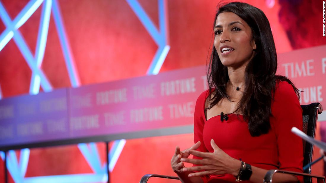 Leila Janah, CEO and entrepreneur who wanted to end global poverty, dies at 37