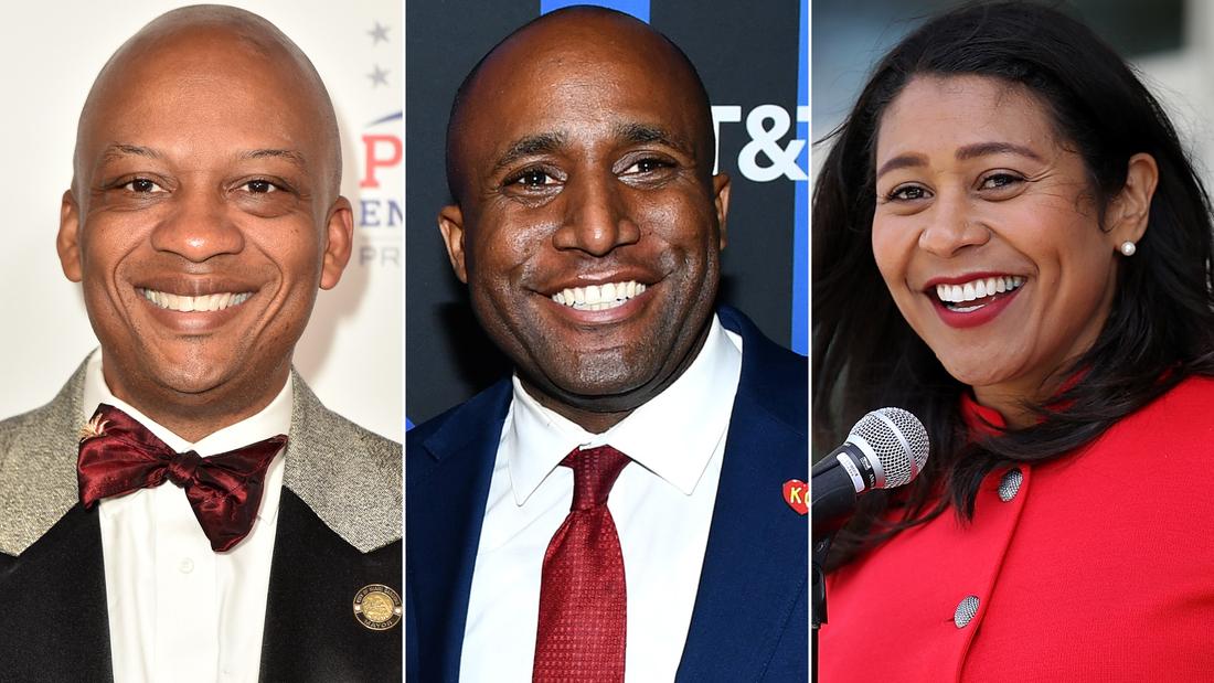 Για πρώτη φορά, το Super Bowl είναι η συνένωση τριών δημάρχων μαύρο