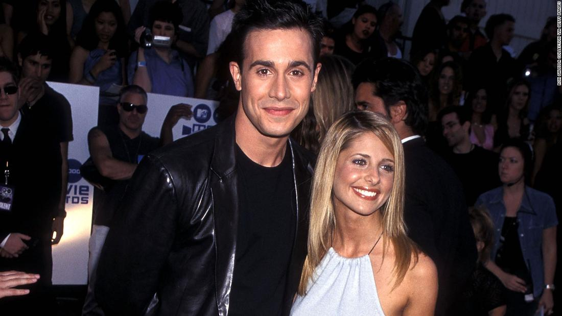 Sarah Michelle Gellar and Freddie Prinze Jr. are celebrating the 20th anniversary of their first date