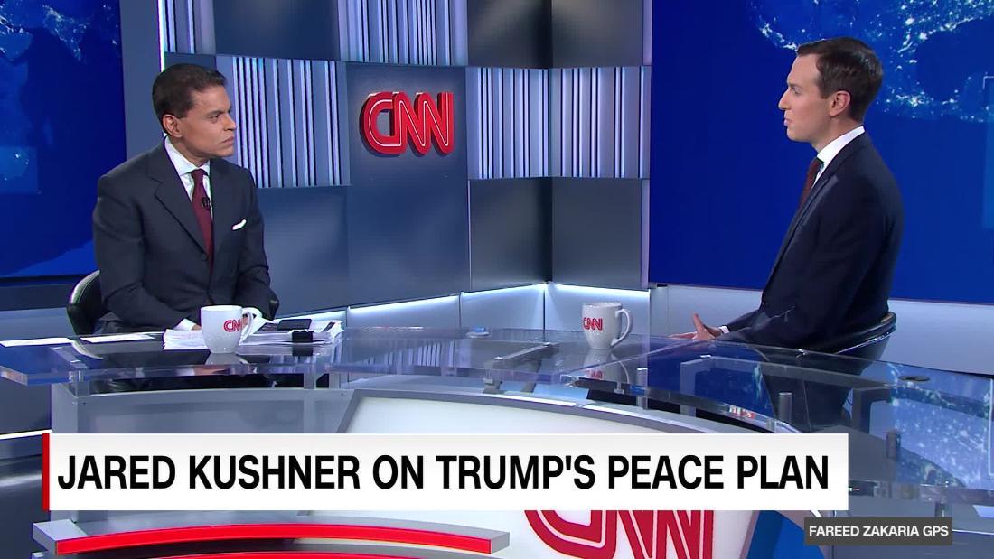 On GPS: Jared Kushner on Trump's Mideast Plan