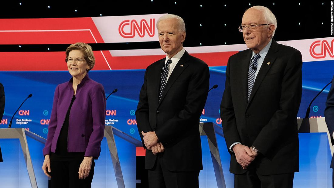 Progressives turned out for Joe Biden. Now they want a big role in his administration. – CNN