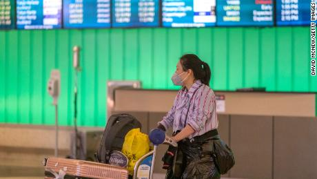 US enforces coronavirus travel restrictions. China says it's an overreaction