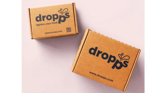 Dropps Stain & Odor Laundry Detergent Pods