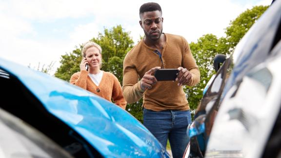 Save money if you have an accident with the auto rental coverage benefit provided on many credit cards.