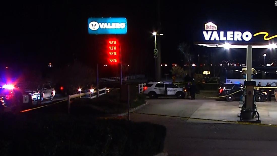 1 orang tewas dan 5 terluka dalam penembakan di sebuah bus Greyhound di California