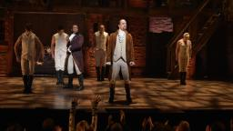 Disney fast-tracking 'Hamilton' film to Disney +