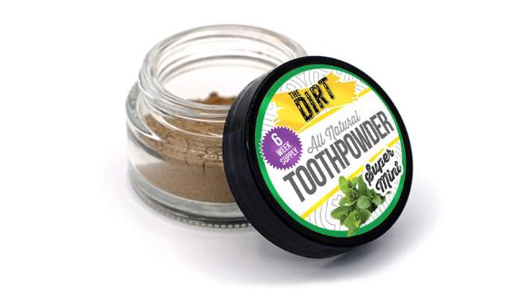 The Dirt All-Natural Tooth Powder, 3-Month Supply