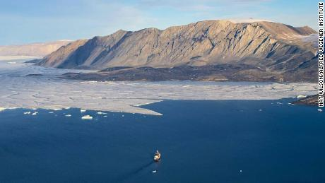 According to a new study, the Greenland ice sheet has melted to a point of no return
