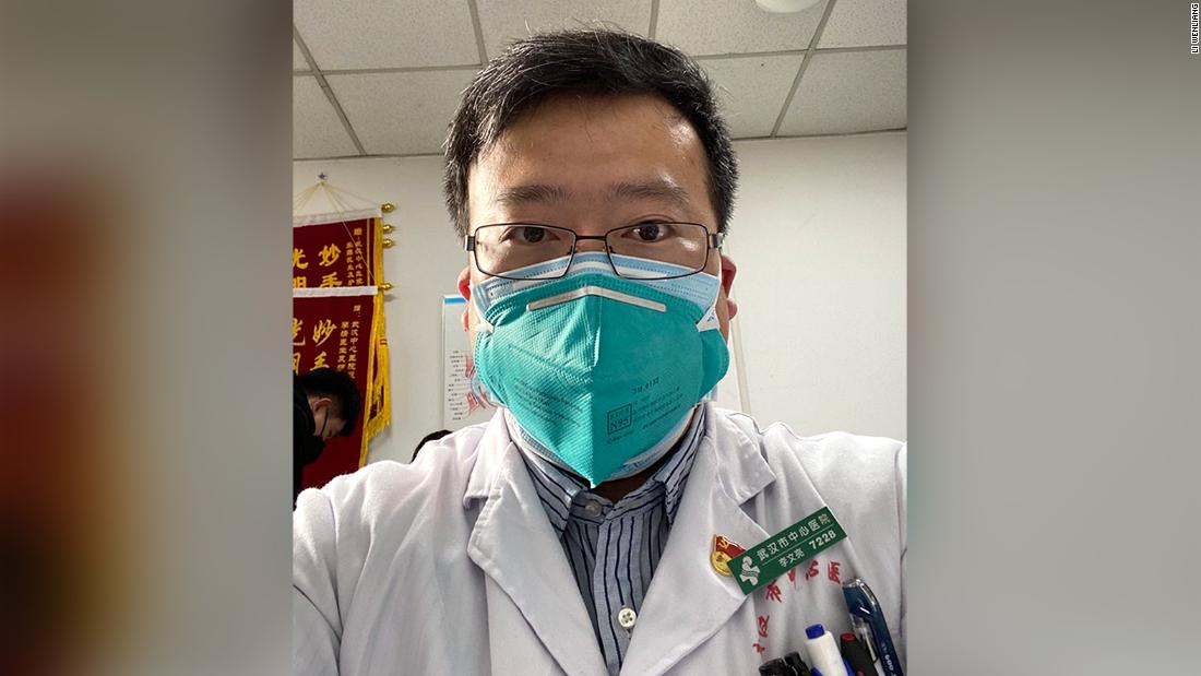 Outrage in China over death of whistleblower doctor