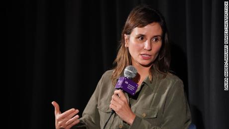Petra Costa, 'On the President's Orders' IDA film screening, Los Angeles on Oct 30, 2019.