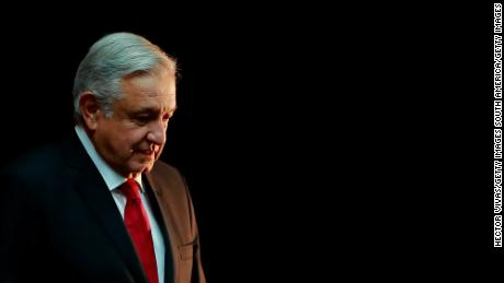 Mexican President's coronavirus missteps come at great risk