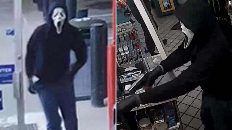 """The FBI is offering a reward of up to $10,000 for information leading to the arrest and conviction of the """"Scream Bandit"""" wanted for a series of armed commercial robberies in Virginia."""