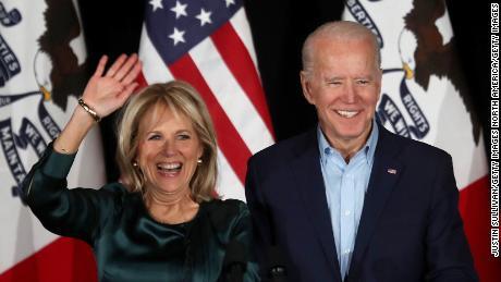 Jill Biden To Make Case For Her Husband In Highly Personal Terms In Dnc Speech Cnnpolitics