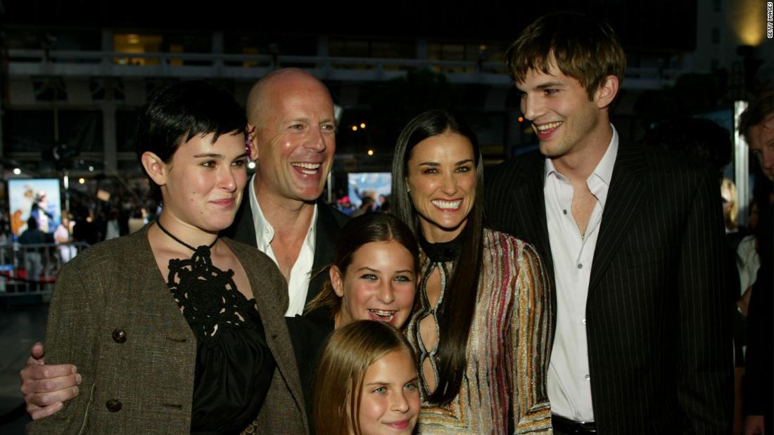 Kutcher with is ashton who Mila Kunis