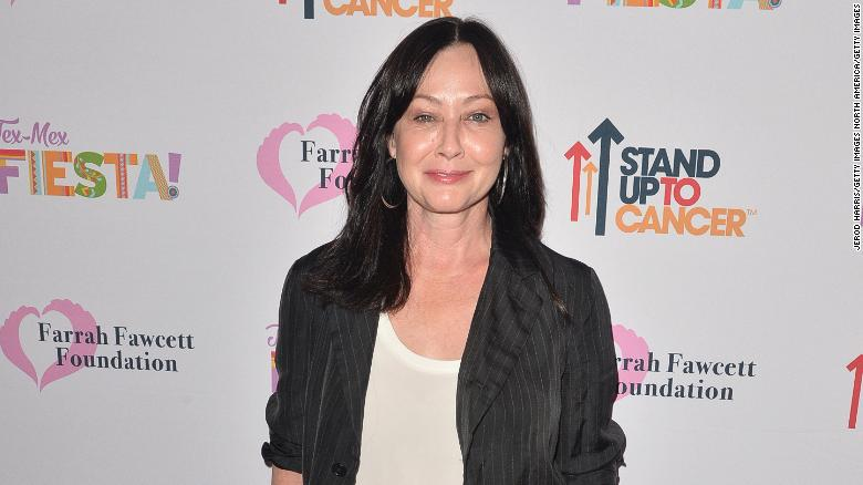 Shannen Doherty shares update on her battle with stage 4 breast cancer