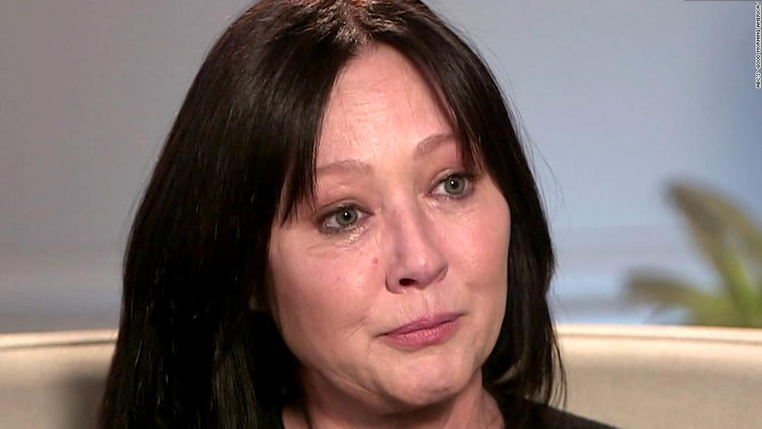 Shannen Doherty shares update on her battle with stage 4 breast cancer - CNN