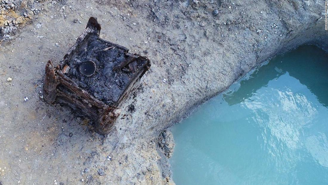 Αυτό 7,000-year-old λοιπόν είναι η παλαιότερη ξύλινη δομή που ανακαλύφθηκε ποτέ, λένε οι αρχαιολόγοι