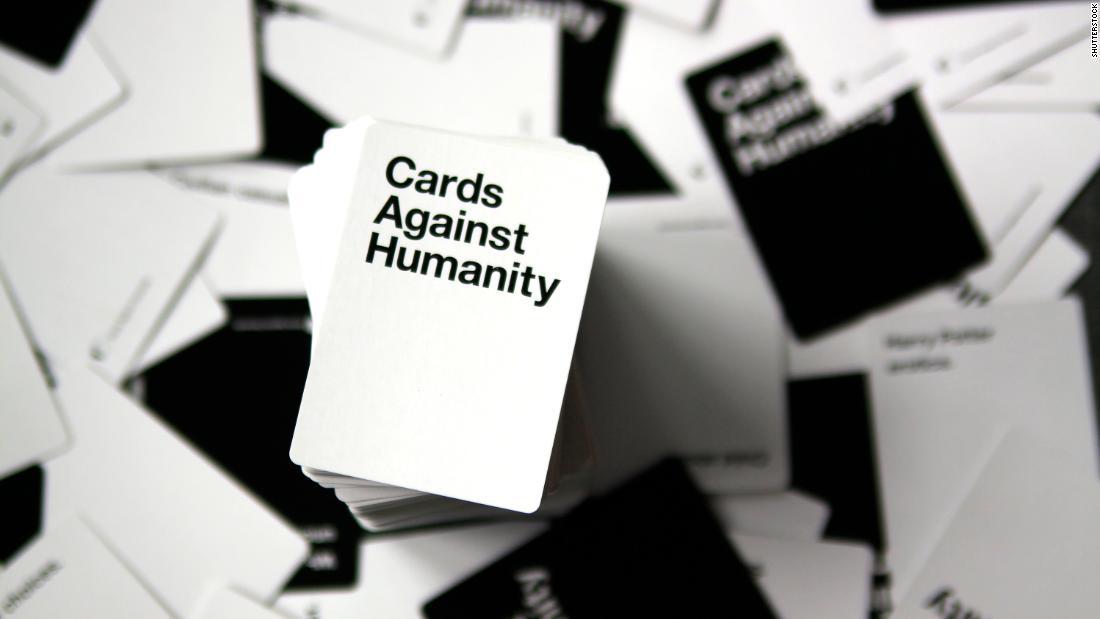 カードは人道に対する買ClickHole