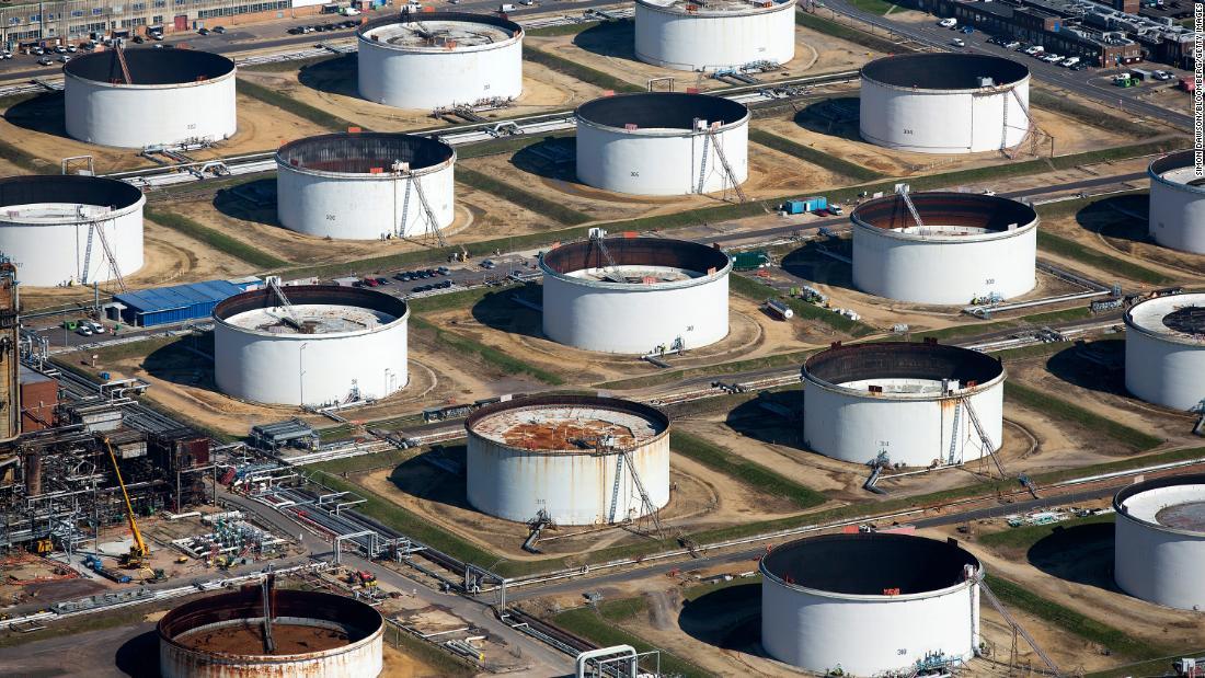 Exxon's market value has crumbled by $184 billion