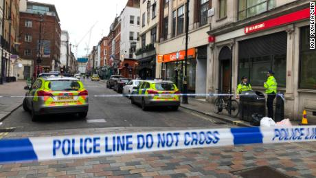 Part of London's Soho evacuated for second day following discovery of unexploded World War II bomb