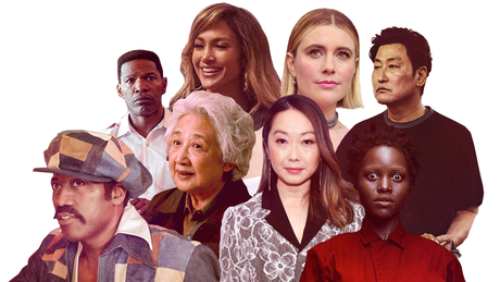 Composite of some of the actors and actresses of color and female directors who were snubbed by the Academy this year. (Photo-Illustration: CNN/Netflix/Columbia/A24/Universal/Getty Images/Barunson E&A)