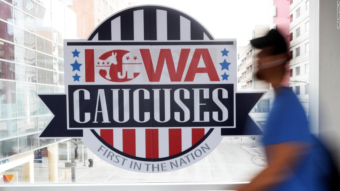 Iowa Democratic Party begins partial recanvass of caucus results