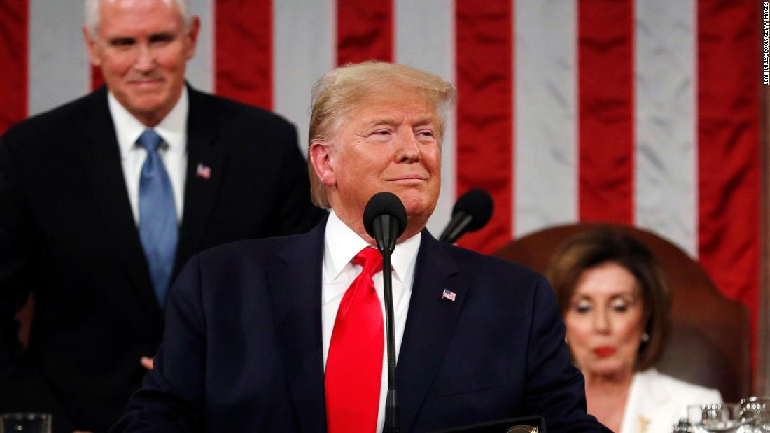 Lesen: Präsident: Trump ' s State of the Union-Adresse
