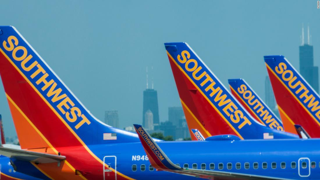 Mom says Southwest Airlines removes her and 2-year-old son, who had his mask off