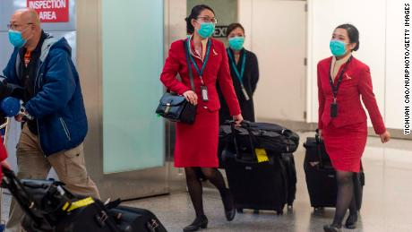 Cathay Pacific asks workers to take 3 weeks off without pay as the coronavirus decimates travel