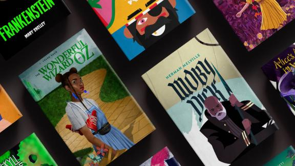 Image for Barnes & Noble cancels plan to put people of color on the covers of classic books after backlash