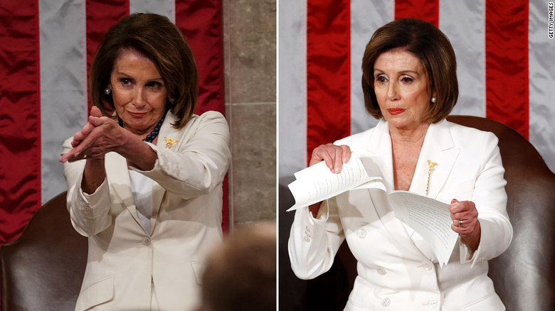 These 2 Nancy Pelosi photos perfectly describe the state of our ...