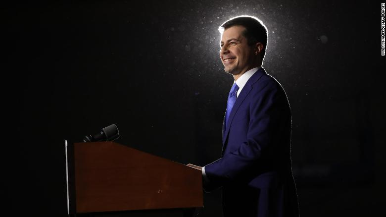 Joe Biden picks Pete Buttigieg to be transportation secretary