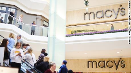Macy's just dealt a big blow to the struggling American mall