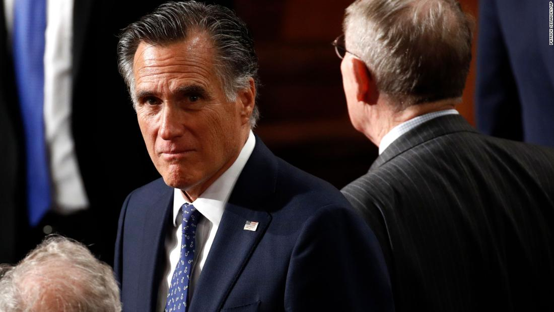 Mitt Romney is now the head of the new old GOP