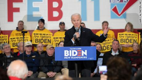 CNN hosts town halls with Biden, Warren, Yang and Steyer
