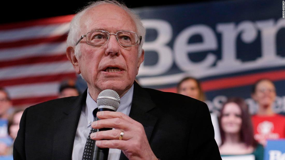 Bernie Sanders holds lead in second release of CNN's New Hampshire tracking poll - CNN