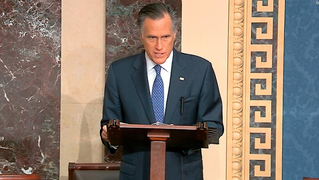 Meinung: Romney und Jones' profiles in courage