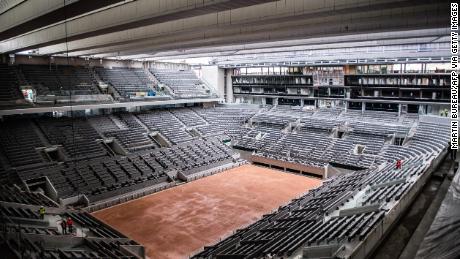 Open de France 2020 va fi primul care va prezenta un acoperiș retractabil pe Philippe Chatrier.