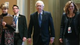 McConnell shuts door on House plan for jobless funds: Next package 'won't look anything like' Dem effort