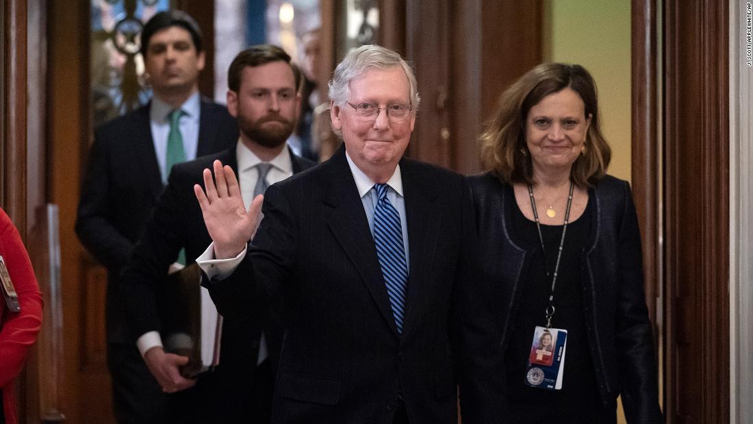 Impeachment next steps: Senators ponder how to recover - CNNPolitics