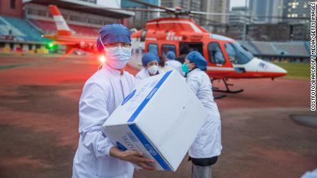 China's Red Cross is under fire for not getting supplies to hospitals fighting coronavirus. That's a problem for the government