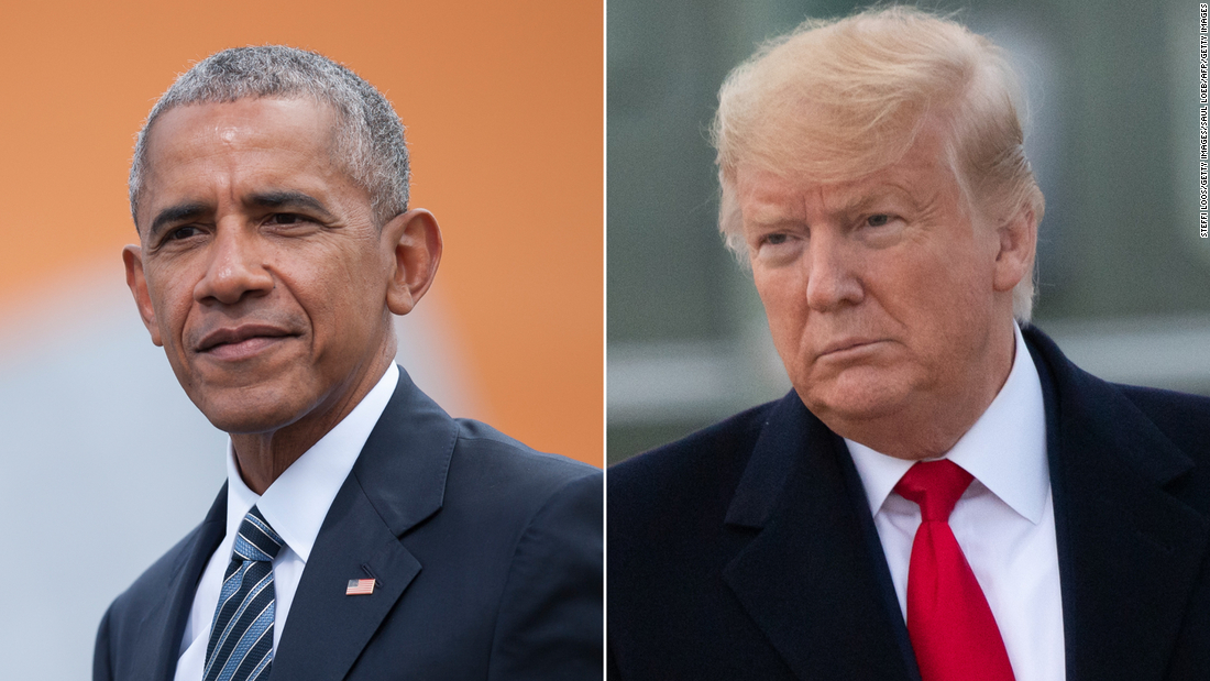 'Obamagate': Trump floods the zone with false claims
