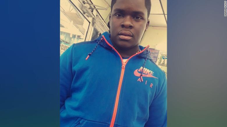 Jeremiah Dickey, 19, was shot and killed while he was on Facebook Live