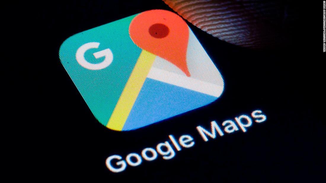 Google Maps adalah mendapatkan tampilan baru
