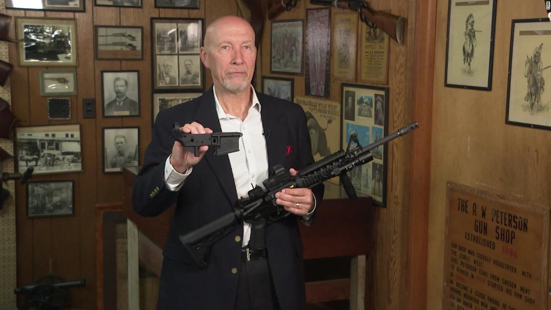 Der ehemalige agent gewarnt ATF der Lücke in Bezug auf AR-15